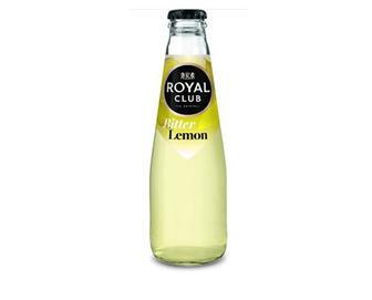 Напій гіркий лимон, Royal Club, 0,2 л