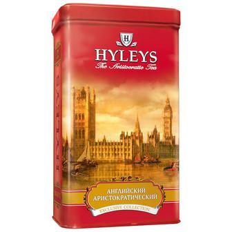 Чай Хейлис Англійський аристократичний 125г