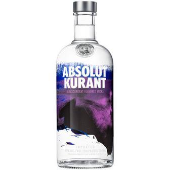Горілка Absolut Kurant 40% 0,7л