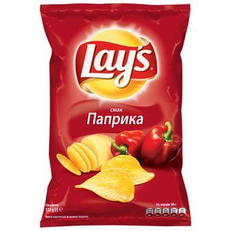 Чіпси Lays 133г