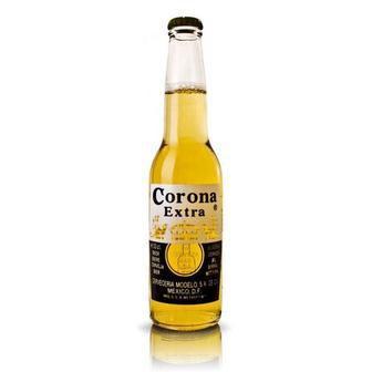 Пиво світле Корона Екстра 0.355л