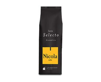 Кава мелена смажена натуральна, Nicola Selecto, 250 г