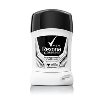 Антиперспірант для чоловіків Rexona Невидимий на чорному і білому 50мл