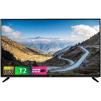 Телевизор BRAVIS LED-43G5000 + T2 black