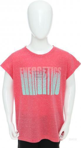 Дитяча футболка Shannon IV р. 140 рожевий 267911-0400