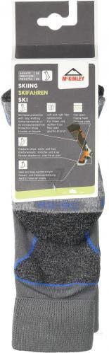 Шкарпетки McKinley 205259-910046 р. 36-38 сірий
