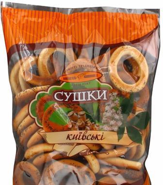 Сушки київські, Київхліб, 500 г