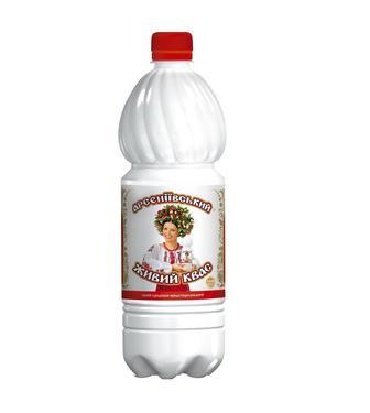 Живой хлебный квас Арсенивский 1,5 л