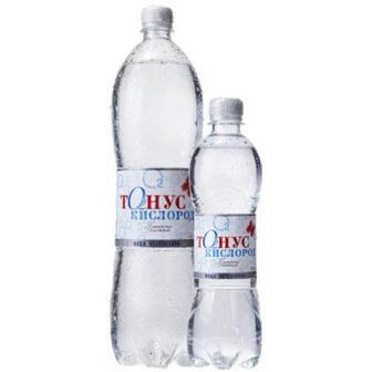 Вода Тонус Кисень питна не газована, 1,5л