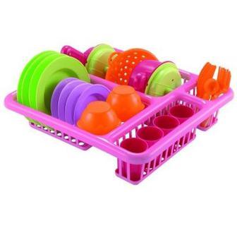 Игровой набор Сушка с посудой Smoby (608)