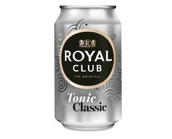 Напій безалкогольний газований, Тонік, Royal Club, 0,33 л