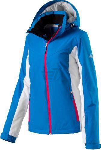 Куртка McKinley Anna 267338-903543 40 блакитний