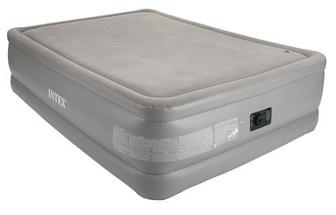 Ліжко надувне VELOUR FOAM 152х203см
