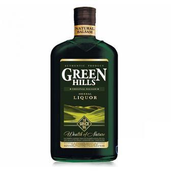 Бальзам Хербал 20% Green Hills 0,5л