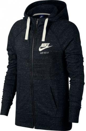Джемпер Nike Gym Vintage W NSW GYM VNTG HOODIE FZ р. XS чорний 883729-010