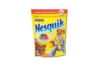 Напій Nesquik Opti-Start швидкорозч. з какао 140г