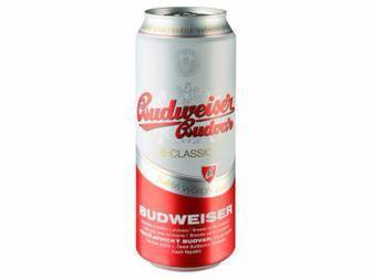 Пиво Budweiser, 0,5 л