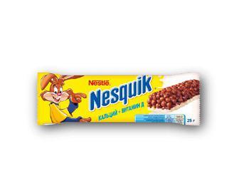 Батончик Nestle з цільними злаками Nesquik, 25 г