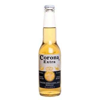 Пиво світле фільтроване Corona Extrа 0,33л
