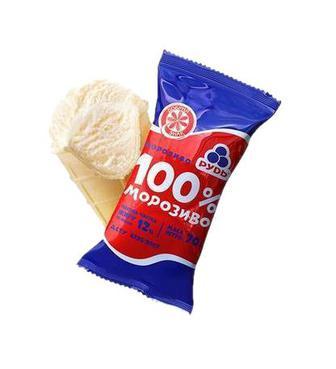 Морозиво Рудь 100% ваф/ст 70г