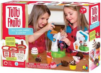 Набір для ліплення Tutti-Frutti Tutti-Frutti Зроби морозиво BJTT14808