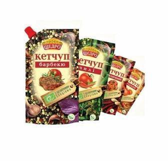 Кетчуп Щедро Лагідний/Шашличний/Чилі 300г