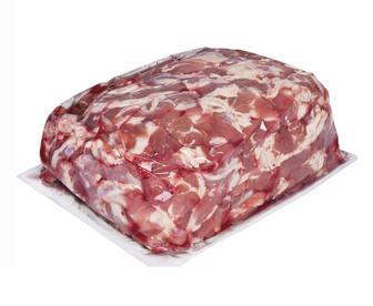 Свинина полужирная  кг