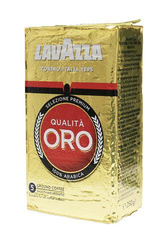Кава Lavazza Oro мелена 125г