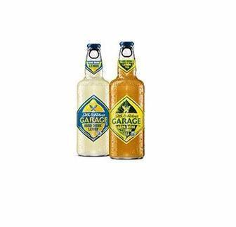 Пиво Хард Лимон Гараж 2.6% 0,44л