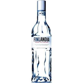 Напій алкогольний та горілка біла Фінляндія 0,5л