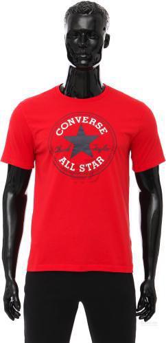 Футболка Converse 10002848-934 L червоний