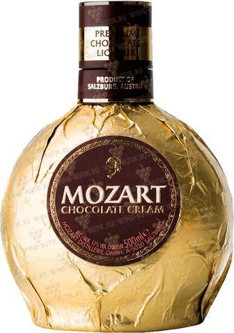 Ликер Mozart Chocolate Cream 17% 0.7л