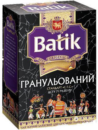 Чай Batik СТС Гранульований 100г