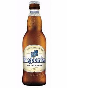 Пиво White світле 4,7% , Hoegaarden, 0,33 л