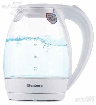 Чайник ELENBERG KT 1208