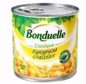 Скидка 15% ▷ Кукурудза Ніжна Bonduelle 340г
