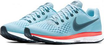 Кросівки Nike Air Zoom Pegasus 34 880555-404 р.9,5 блакитний