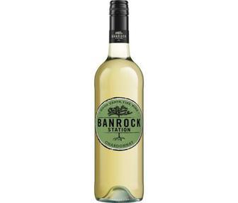 Вино Banrock Station Chardonnay белое сухое 0.75л