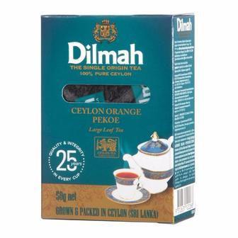 Чай крупнолистовий  Dilmah 50 г