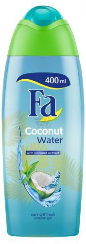 Гель для душу Fa Coconut Water 400 мл