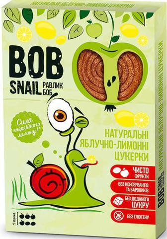 Конфеты Улитка Боб Яблоко-лимон 60 г