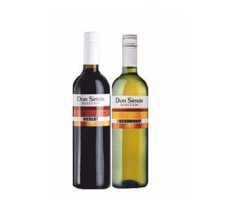 Вино сухе Дон Сімон