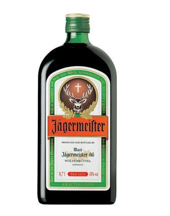 Лікер Jagermeister 0,7 л