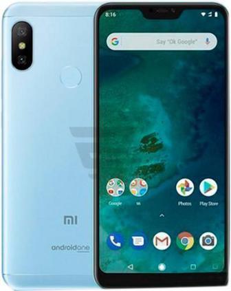 Смартфон Xiaomi A2 Lite 4/64 388182 blue