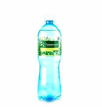 Вода мінеральна лікувально-столова Екомарка 1,5л