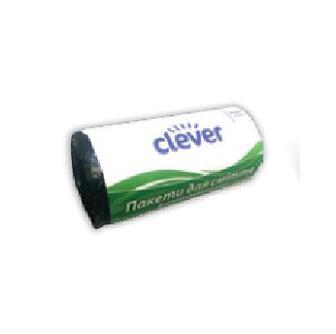 Пакети для сміття  CLEVER 35*50