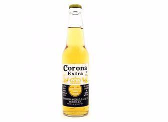 Пиво Corona Extra светлое 0.355л