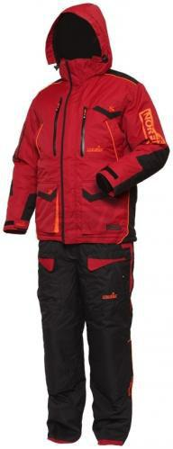 Костюм Norfin Discovery Limited Edition 175-177 р. XXL red –35 °C 451205-XXL